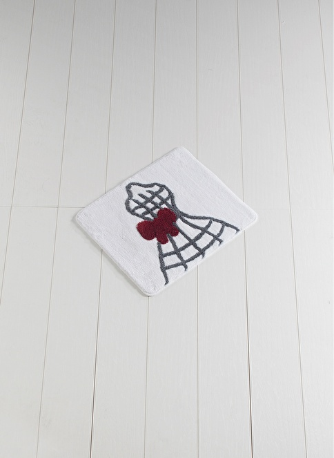 Chilai Home Elbise Paspas 50x60 Cm Beyaz